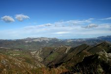 Free Mountains In Spain Stock Image - 4945931