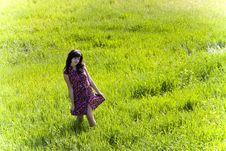 Free Joyful Woman Stock Photography - 4946002