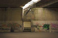 Free Graffiti Royalty Free Stock Photography - 4946107