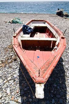 Free Fishing Boat Stock Photos - 4946523
