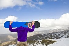 Free Snowboarder Stock Images - 4946544