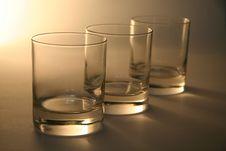 Free Empty Glasses Stock Photos - 4946893