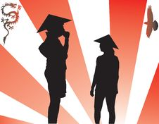 Free Graduation Ceremony Stock Image - 4947141