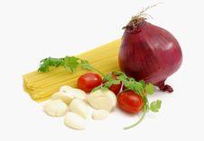 Free Spaghetti Preparation Stock Photo - 4947260