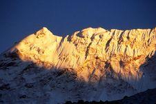 Free Himalayan Ridge Royalty Free Stock Images - 4948389