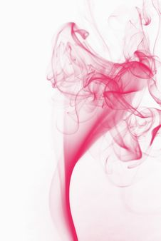 Free Red Smoke Royalty Free Stock Photography - 4948677