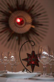 Free Italian Restaurant Interior Stock Photography - 4949402