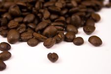 Free Coffee Beans Royalty Free Stock Image - 4949526