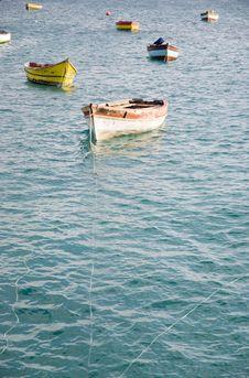 Fishing Boats. Royalty Free Stock Photography