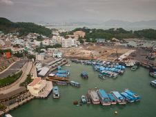 Free Seaport Vietnam Stock Images - 49420214