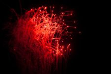Free Red Fireworks Stock Photo - 49471150