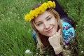 Free Dandelion Diadem Royalty Free Stock Photography - 4950377