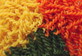Free Colored Noodles Stock Images - 4954754