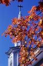 Free Autumn Church Stock Photos - 4957743