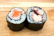 Free Sushi Rolls Stock Photo - 4950130