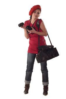 Free Photographer Royalty Free Stock Image - 4950986