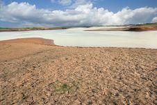 Free Cracked Soil Landscape Royalty Free Stock Photos - 4951018