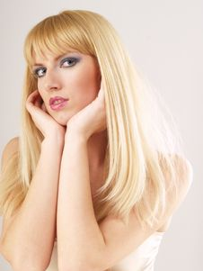 Free Blond Stock Images - 4951214