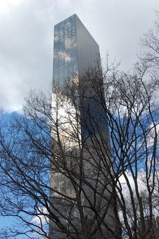 Free New York Skyscraper Stock Photography - 4951552