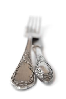 Free Forks Royalty Free Stock Photo - 4951585