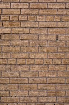 Free Brick Wall For Background Stock Image - 4951701