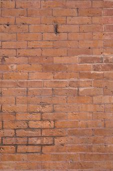 Free Brick Wall For Background Royalty Free Stock Photos - 4951708
