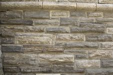 Free Brick Wall For Background Stock Images - 4951734