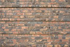 Free Brick Wall For Background Royalty Free Stock Image - 4951736