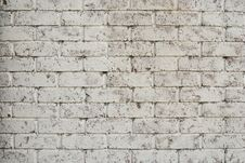 Free Brick Wall For Background Stock Image - 4951741