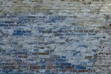 Free Brick Wall For Background Royalty Free Stock Photo - 4951765