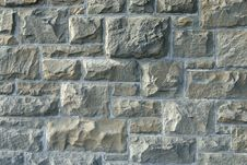 Free Stone Wall For Background Royalty Free Stock Images - 4951769