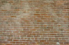 Free Brick Wall For Background Royalty Free Stock Images - 4951779