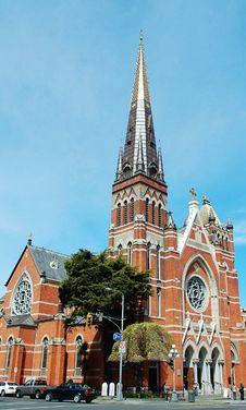Free Church Royalty Free Stock Photo - 4952015