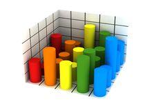 Free 3d Statistics Stock Images - 4952254