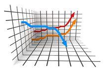 Free 3d Statistics Royalty Free Stock Photos - 4952258