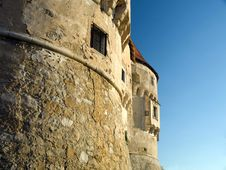 Free Castle Detail Royalty Free Stock Photo - 4953505