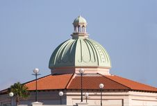 Dome Roof Royalty Free Stock Images