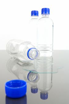 Free Bottled Water Stock Photography - 4954412