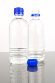 Free Bottled Water Stock Photography - 4954422