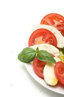 Free Caprese Salad Stock Images - 4954454