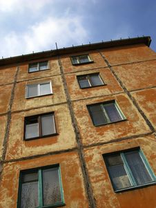 Free Windows And Wall Royalty Free Stock Photo - 4954635