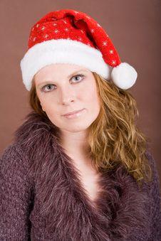 Free I Am Miss Santa Stock Image - 4954771