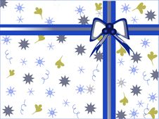 Free Gift Packaging Royalty Free Stock Photography - 4955037