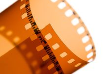 Free 35 Mm Film Strip Stock Photography - 4955382
