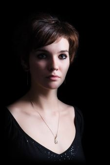 Free Portrait Stock Image - 4955511