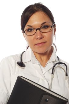 Free Female Doctor Stock Photos - 4956713