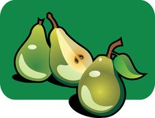 Free Pear Stock Photography - 4957912