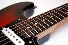 Free Guitar Stock Photo - 4958500