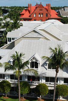Free Key West Landmark Royalty Free Stock Photos - 4959138