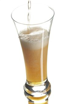Free Beer In Glass Royalty Free Stock Image - 4959166